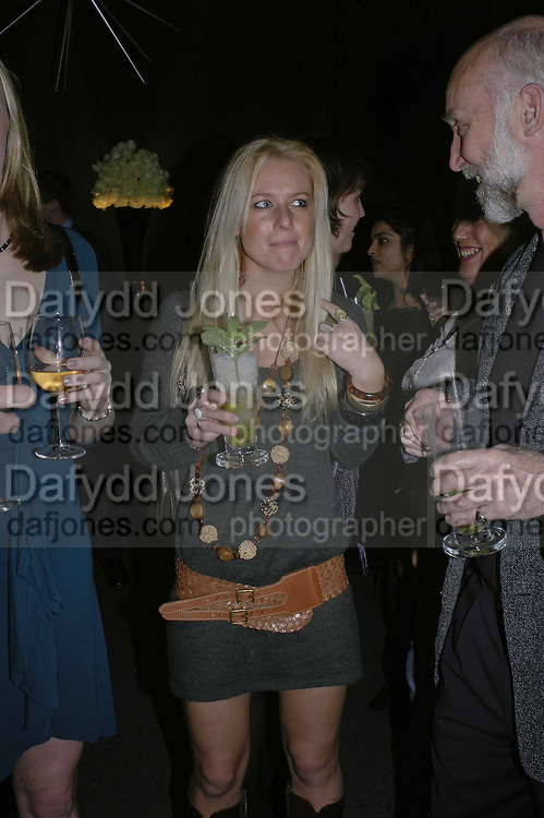 IZZY HARRINGTON, THREE'S A CROWD EVENTS LAUNCHES, THE MAYFAIR HOTEL BAR, STATTON ST. LONDON.<br />