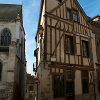 Town of Joigny.