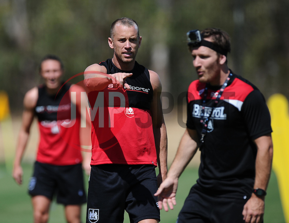 Aaron Wilbraham of Bristol City  - Photo mandatory by-line: Joe Meredith/JMP - Mobile: 07966 386802 - 17/07/2015 - SPORT - Football - Albufeira -  - Pre-Season Training