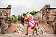 Drew and Jodie Engagement | Fort Macon NC Photographers