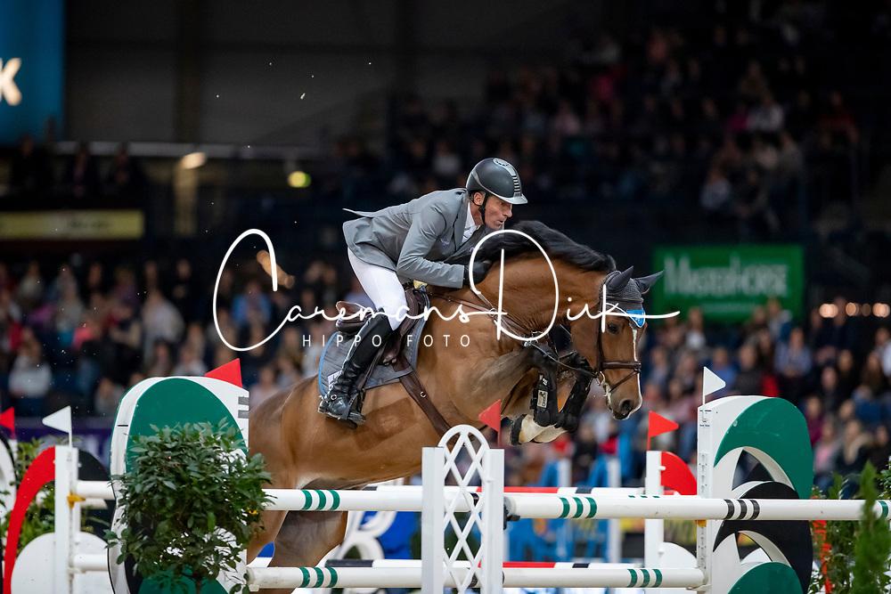 Beerbaum Ludger, GER, Cool Down 7<br /> Stuttgart - German Masters 2018<br /> © Hippo Foto - Stefan Lafrentz