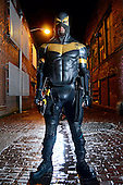 It's a Bird! It's a Plane! It's...Phoenix Jones?!