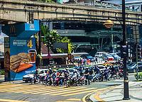 Motorcycle Crew & MacDonalds