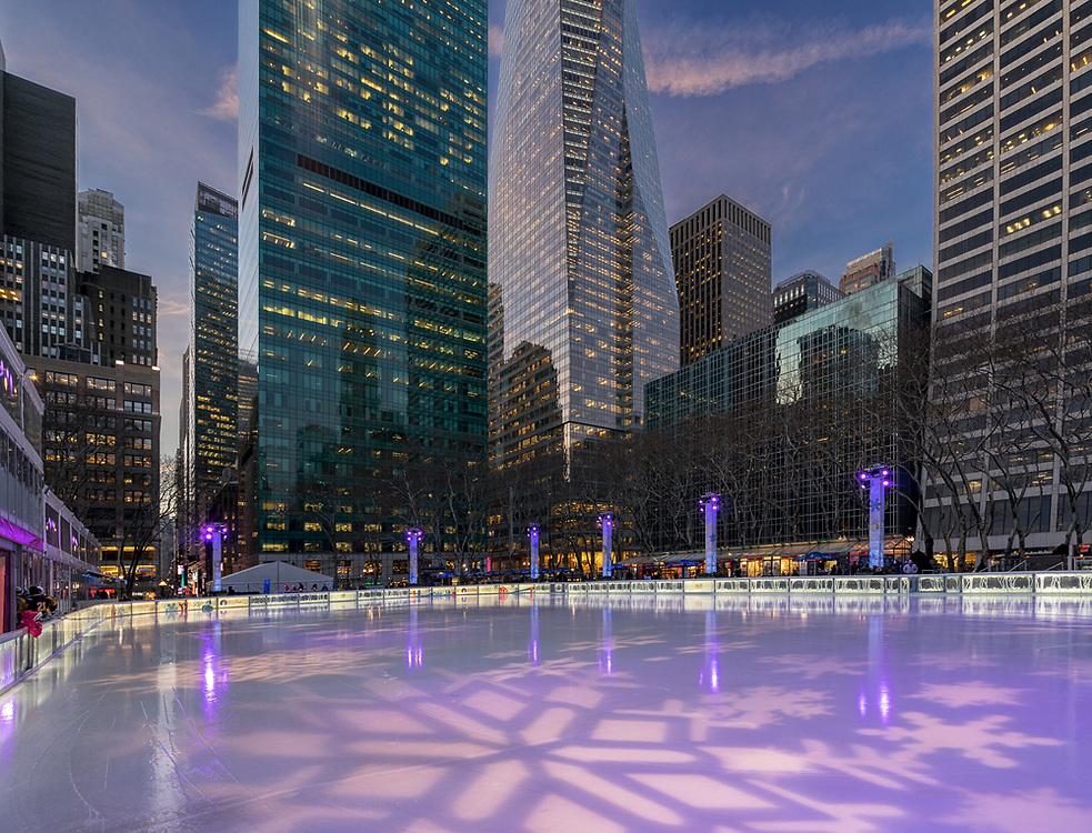 Bryant Park<br /> New York City