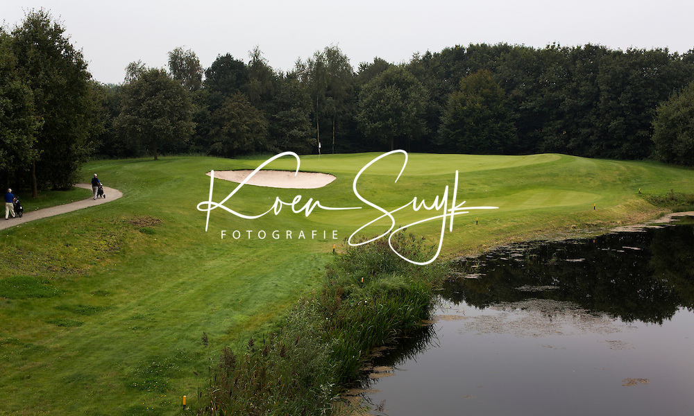 OOSTERHOUT - Hole 15. Oosterhoutse Golf Club COPYRIGHT KOEN SUYK