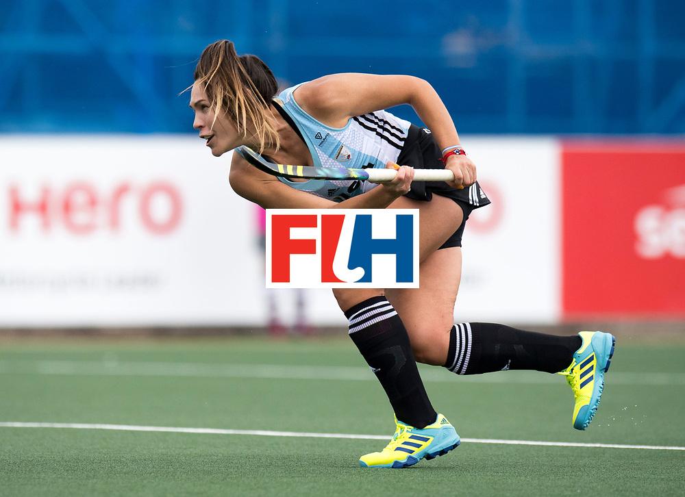 AUCKLAND - Sentinel Hockey World League final women<br /> Match id 10294<br /> 04 Argentina v China.<br /> Foto: penalty corner Noel Barrionuevo.<br /> WORLDSPORTPICS COPYRIGHT FRANK UIJLENBROEK