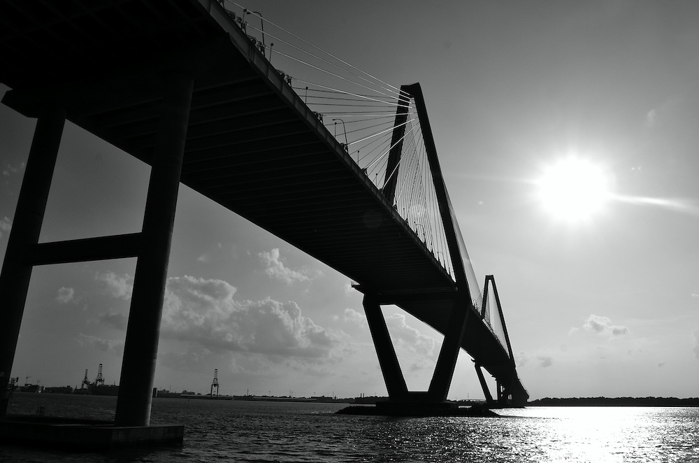 Arthur Ravenel Jr. Bridge in Charleston, South Carolina