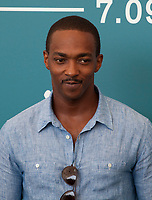 Venice, Italy, 30th August 2019, Anthony Mackie at the photocall for the film Seberg at the 76th Venice Film Festival, Sala Grande. Credit: Doreen Kennedy/Alamy Live News