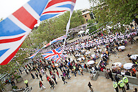 Jubilee Tea Party at the Duke of York Square.<br />