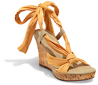 steve madden cork wedge