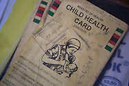 child health card in Zimbabwe