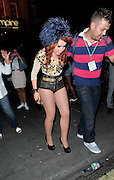 27.JUNE.2011. LONDON<br /> <br /> PALOMA FAITH ARRIVING AT THE O2 SHEPHERDS BUSH EMPIRE TO ATTEND AMERICAN SINGER BEYONCE'S SPECIAL ONE OFF GIG TO LAUNCH HER NEW ALBUM 4.<br /> <br /> BYLINE: EDBIMAGEARCHIVE.COM<br /> <br /> *THIS IMAGE IS STRICTLY FOR UK NEWSPAPERS AND MAGAZINES ONLY*<br /> *FOR WORLD WIDE SALES AND WEB USE PLEASE CONTACT EDBIMAGEARCHIVE - 0208 954 5968*