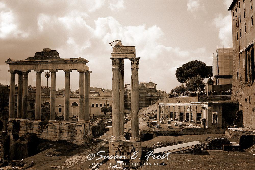 Apian Way, Rome, Italy