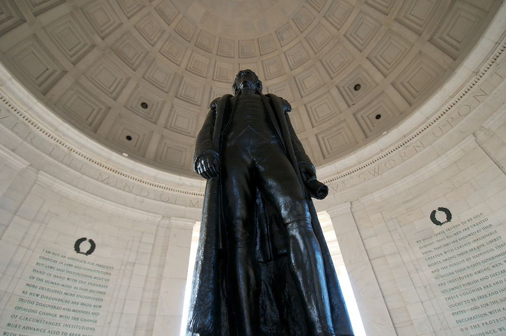 Jefferson Memorial, Washington DC, Thomas Jefferson Memorial, Union Station