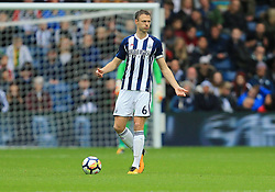 Jonny Evans of West Bromwich Albion - Mandatory by-line: Paul Roberts/JMP - 16/09/2017 - FOOTBALL - The Hawthorns - West Bromwich, England - West Bromwich Albion v West Ham United - Premier League
