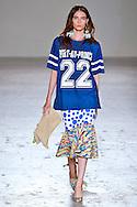 Stella Jean<br /> Milan Fashion Week Spring Summer 2015 September 2014