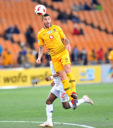 11/08/2018:Johannesburg, Daniel Cardoso player from Kaizer Chiefs during their clash with Free State Stars for the MTN8 quarter-final clash held at FNB stadium.7217<br /> Picture: Matthews Baloyi/AFrican News Agency (ANA)