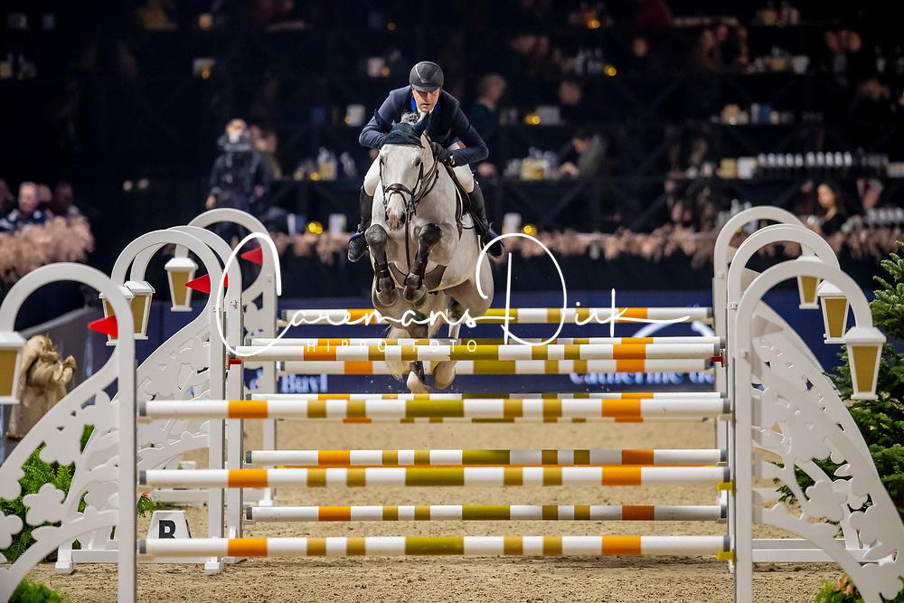 Vermeiren Jan, BEL, Millais<br /> Jumping Mechelen 2019<br /> © Hippo Foto - Dirk Caremans<br />  27/12/2019