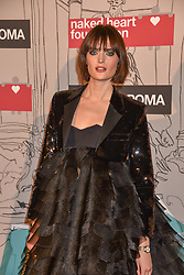 Sam Rollinson at the Fabulous Fund Fair in aid of Natalia Vodianova's Naked Heart Foundation in association with Luisaviaroma held at The Round House, Camden, London England. 18 February 2019.