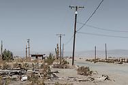 USA; California; Salton Sea; Pax Americana Salton Sea