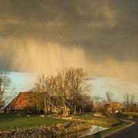 Hollandse luchten - Dutch skies
