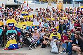Calgary Venezuelan Demostration Sept 1st, 2016