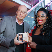 NLD/Hilversum/20121103 - Kizzy McHugh en Daniel Dekker