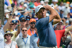 August 9, 2018 - Town And Country, Missouri, U.S - FRANCESCO MOLINARI from Italy during round one of the 100th PGA Championship on Thursday, August 8, 2018, held at Bellerive Country Club in Town and Country, MO (Photo credit Richard Ulreich / ZUMA Press) (Credit Image: © Richard Ulreich via ZUMA Wire)