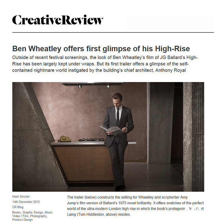 High Rise Creative Review
