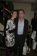 Connie Fisher and Lord Andrew Lloyd Webber, The South Bank Show Awards, Savoy Hotel. London. 23 January 2007.  -DO NOT ARCHIVE-© Copyright Photograph by Dafydd Jones. 248 Clapham Rd. London SW9 0PZ. Tel 0207 820 0771. www.dafjones.com.