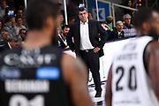 Alessandro Ramagli<br /> Dolomiti Energia Trentino - Virtus Segafredo Bologna<br /> Lega Basket Serie A 2017/2018<br /> Trento, 30/09/2017<br /> Foto M.Ceretti / Ciamillo - Castoria