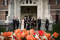 The Greater Victoria Chamber of Commerce board dresses in style for the 2017 Business Awards Gala Evening at the Fairmont Empress Hotel.