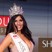 NLD/Hilversum/20131208 - Miss Nederland finale 2013,  Miss Nederland Universe Yasmin Verheijen