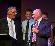 General Editorial Coverage, April 12, 2015 - TRIATHLON : Triathlon Australia Awards Dinner, QT Hotel Ballroom, Gold Coast, Queensland, Australia. Credit: Lucas Wroe