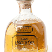 Patron anejo -- Image originally appeared in the Tequila Matchmaker: http://tequilamatchmaker.com