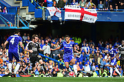 Chelsea Midfielder Ruben Loftus-Cheek (36) in action during the Barclays Premier League match between Chelsea and Leicester City at Stamford Bridge, London, England on 15 May 2016. Photo by Jon Bromley.