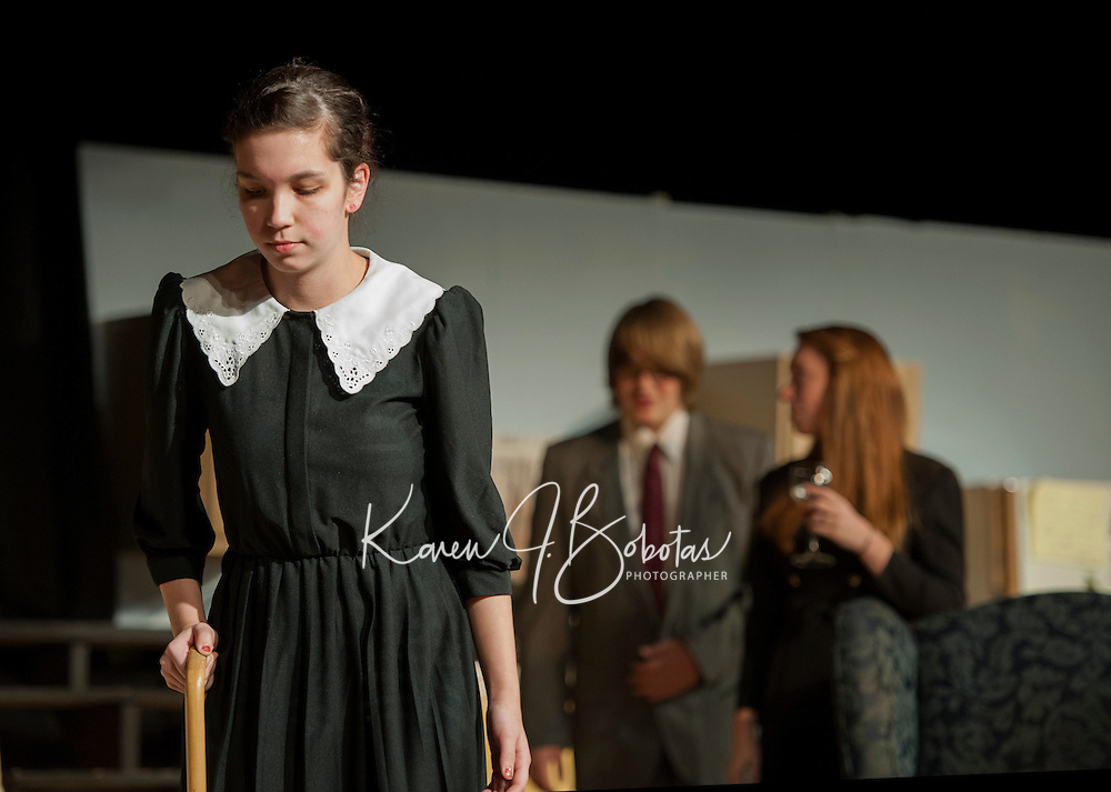 "LHS Theater Arts presents ""Letters From My Father"" November 7, 2012"