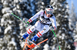 10.03.2018, Kvitfjell, NOR, FIS Weltcup Ski Alpin, Kvitfjell, Abfahrt, Herren, im Bild Neumayer Christoph // Neumayer Christoph in action during the men's downhill of FIS Ski Alpine World Cup in Kvitfjell, Norway on 2018/03/10. EXPA Pictures © 2018, PhotoCredit: EXPA/ Jonas Erikson