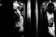 NYC Subway. 2004