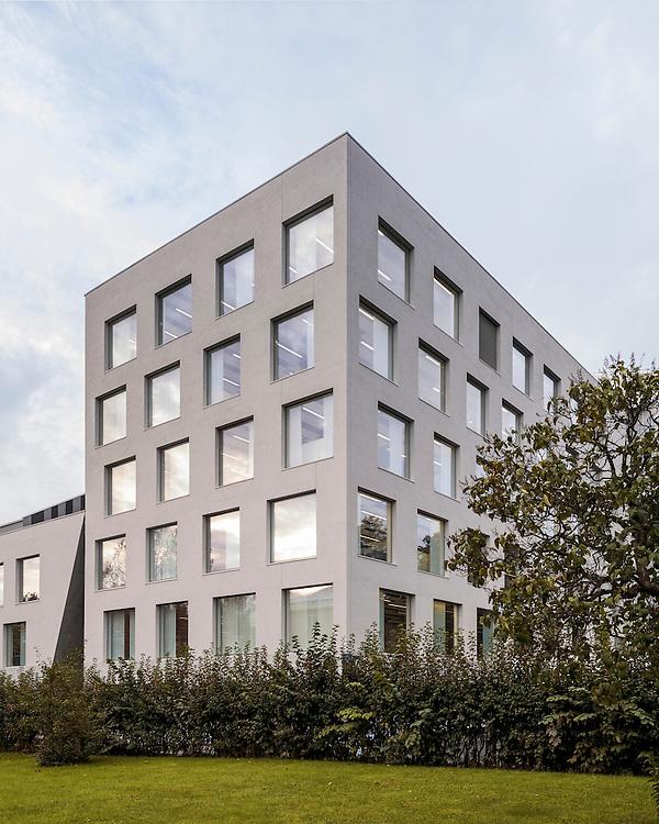 OP Financial Group's headquarters in Helsinki, Finland designed by JKMM architects