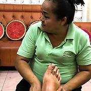 THA/Bangkok/20180604 - Thailand, massage