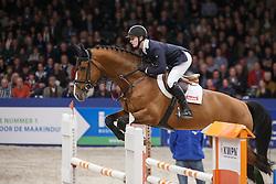 Romp Jesper (NED) - Dexter R<br /> KWPN Stallion Selection - 's Hertogenbosch 2014<br /> © Dirk Caremans