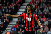 Nathan Ake (5) of AFC Bournemouth during the Premier League match between Bournemouth and Manchester United at the Vitality Stadium, Bournemouth, England on 18 April 2018. Picture by Graham Hunt.