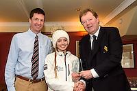 Jenna Mc Carlie., County AntrimYC 2nd under 17.