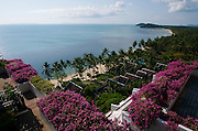 Ao Taling Ngam (beach). Le Royal Meridien Baan Taling Ngam, luxurious resort.