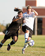 August 26, 2010: The Bacone College Warriors play against the Oklahoma Christian University Eagles on the campus of Oklahoma Christian University.