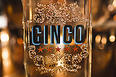 CINCO VODKA 2015