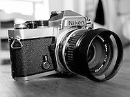 Nikon FE Film Camera