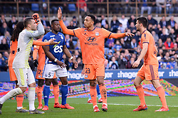 March 9, 2019 - Strasbourg, France - 23 KENNY TETE (OL) - JOIE - FAIR PLAY (Credit Image: © Panoramic via ZUMA Press)