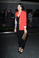 Emma Willis, The BRIT Awards 2014 - Warner Music After Party, The Savoy, London UK, 19 February 2014, Photo by Brett D. Cove